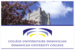 Logo du Collge universitaire dominicain.