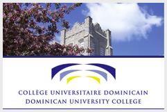 Logo du Collège universitaire dominicain.