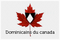 Logo des Dominicains du Canada.
