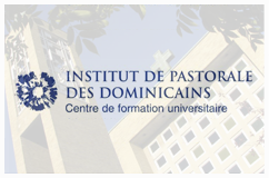 Logo de l'Institut de pastorale de Dominicains.