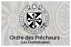 Logo des l'Ordre des Prêcheurs.