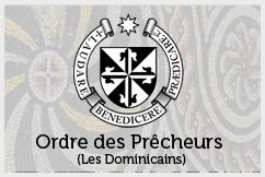 Logo des l'Ordre des Prêcheurs.